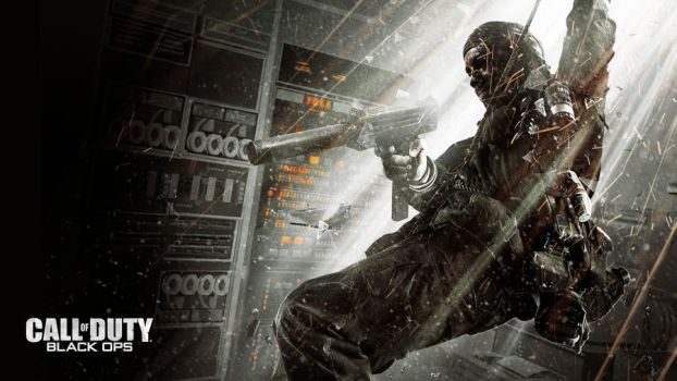 Black Ops wallpaper. by illage2