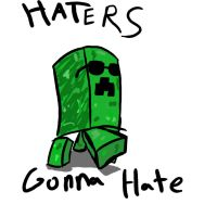 Haters gonna Hate by ninjaEliXD