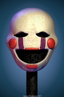The Puppet - 3Ds Max by GamesProduction