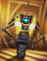 Claptrap by AIM-art