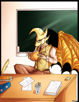 Teach by Lightnymfa