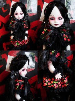 Handmade Living Dead Doll outfit #1 by neoshiki