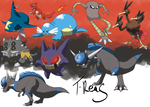 Pokemon Compilation by T-Reqs