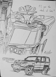 Transformers Universe - Conduit by Ricky47