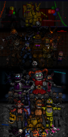 Five Nights at Freddy's by TF541Productions