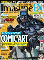 ImagineFX issue 109 by ClaireHowlett