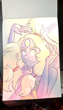 Opal by ScribbleCate