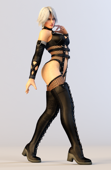 Christie 3DS Render 8 by x2gon