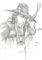 VampireHunterD by Mightyfox-Rixou