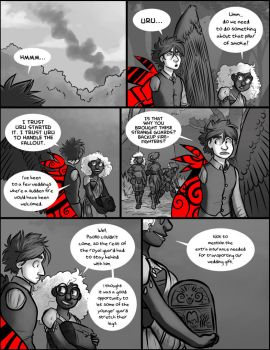 Arch Epilogue 34 by TheSilverTopHat