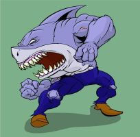 Street Sharks by LordWonk