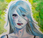 A2 Watercolor by Antares-the-Tall