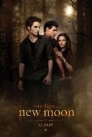 OFFICIAL New Moon Poster by iNS0MNiA92