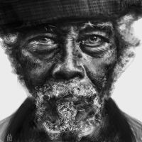 HomeLess study (another one) by Gizmoatwork