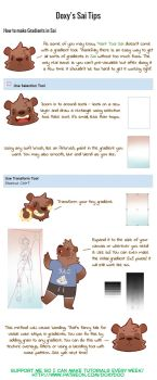 Doxy's Sai and Photoshop Tips 2 by mldoxy