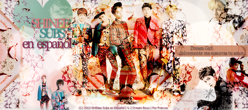 SHINee Dream Girl 1 by brittany-xss