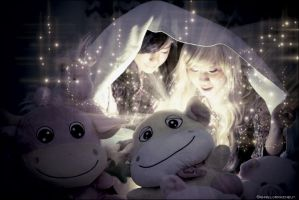 Slumber Party: Bedtime Stories by anney