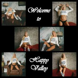 Welcome to Happy Valley by slephoto