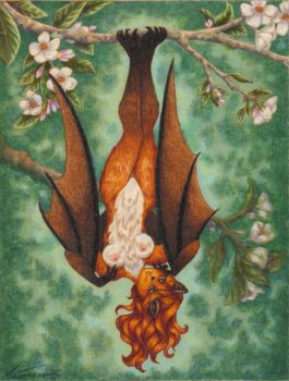 Bat and Blossoms Final by stephanielynn