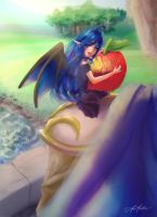 Thou Shalt Judge a Dragon By Her Lunch by Meuly