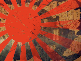 Imperial Japan Flag by Jekhinji