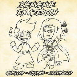 [Audio Fiction] Welcome In Azeroth [FR] by Gihellcy-Bleizdu