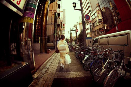 Japan-From The Eye Of The Fish by hakanphotography