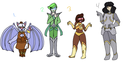 Original Design Adopts {OPEN} by AshbrightTheWise