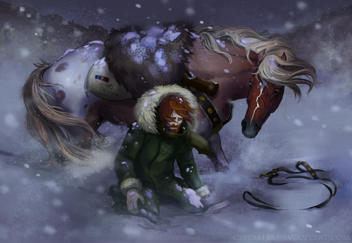 TWD: Hopeless by CSStables
