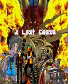 A Lost Cause coverart by TheIkranRider77