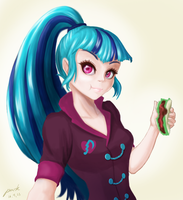 Sonata and Taco by The-Park