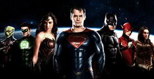 DC Entertainment: Justice League of America by kyomusha