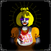 - CHICA - by Lolalilacs
