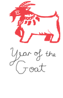 Year of the Goat by TaunyPelt