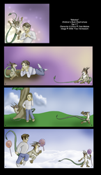 Babalow Art pgs 1-7 by Ulario