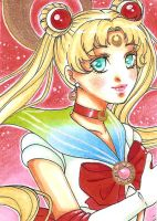 ACEO #1 - Sailor Moon by Dar-chan