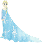 Elsa - You mean well but leave me be by Tabascofanatikerin