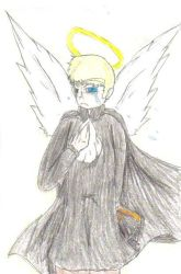 Holy Rome Angel by SaintsSister47