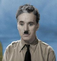 The Great Dictator Colorized by ajax1946