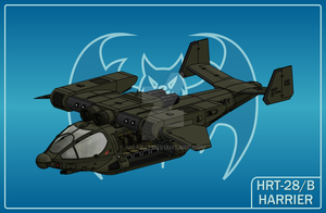 Harrier by MOAB23