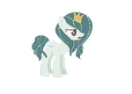 Moon-jewel pony adoptable by RandomRainbowOwO