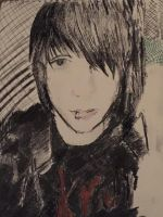 Johnnie Guilbert by SleepingAway88