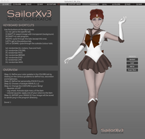 SailorXv3.06.01a - NEW LOOK by SailorXv3