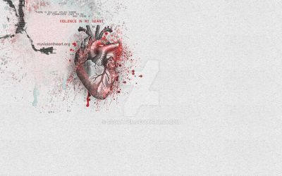 My Violent Heart version v1 by egoraver