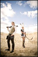 FFXII-Sandsea by love-squad
