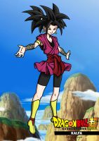 KALFA Normal - DRAGON BALL SUPER by tech531