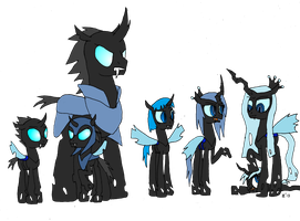 MLP:FiM - Hive Thraxis by SigmatheArtist