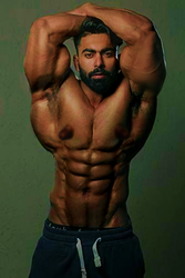 Indian Hunk| Muscle Morph by ThegayFable