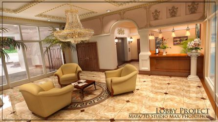 Lobby Project by zoomzoom