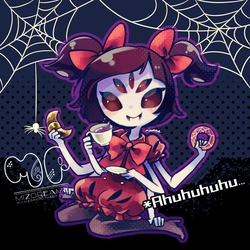 Muffet by MizoreAme